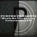 Movie On The Sunday Commentary CD