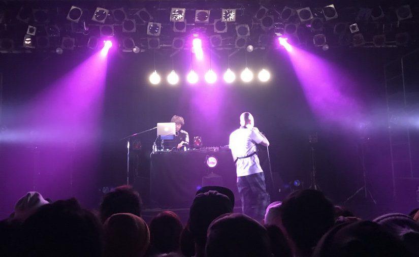2018.3.16_5lackワンマンライブ東京公演@リキッドルーム